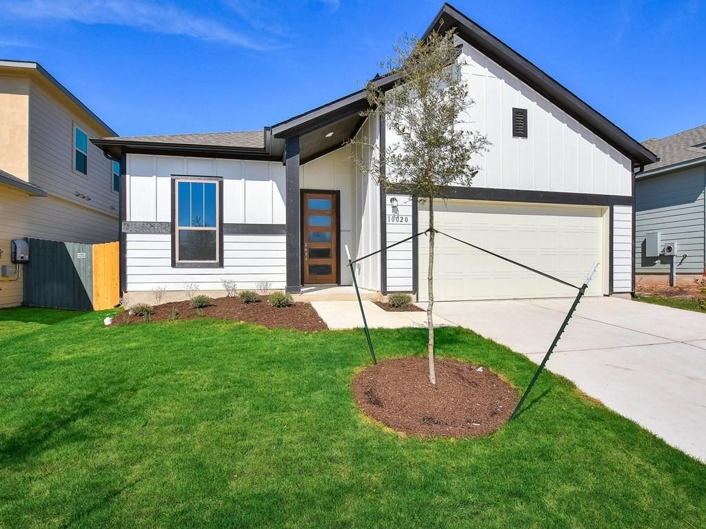 10020 Dalliance Lane New Austin Home
