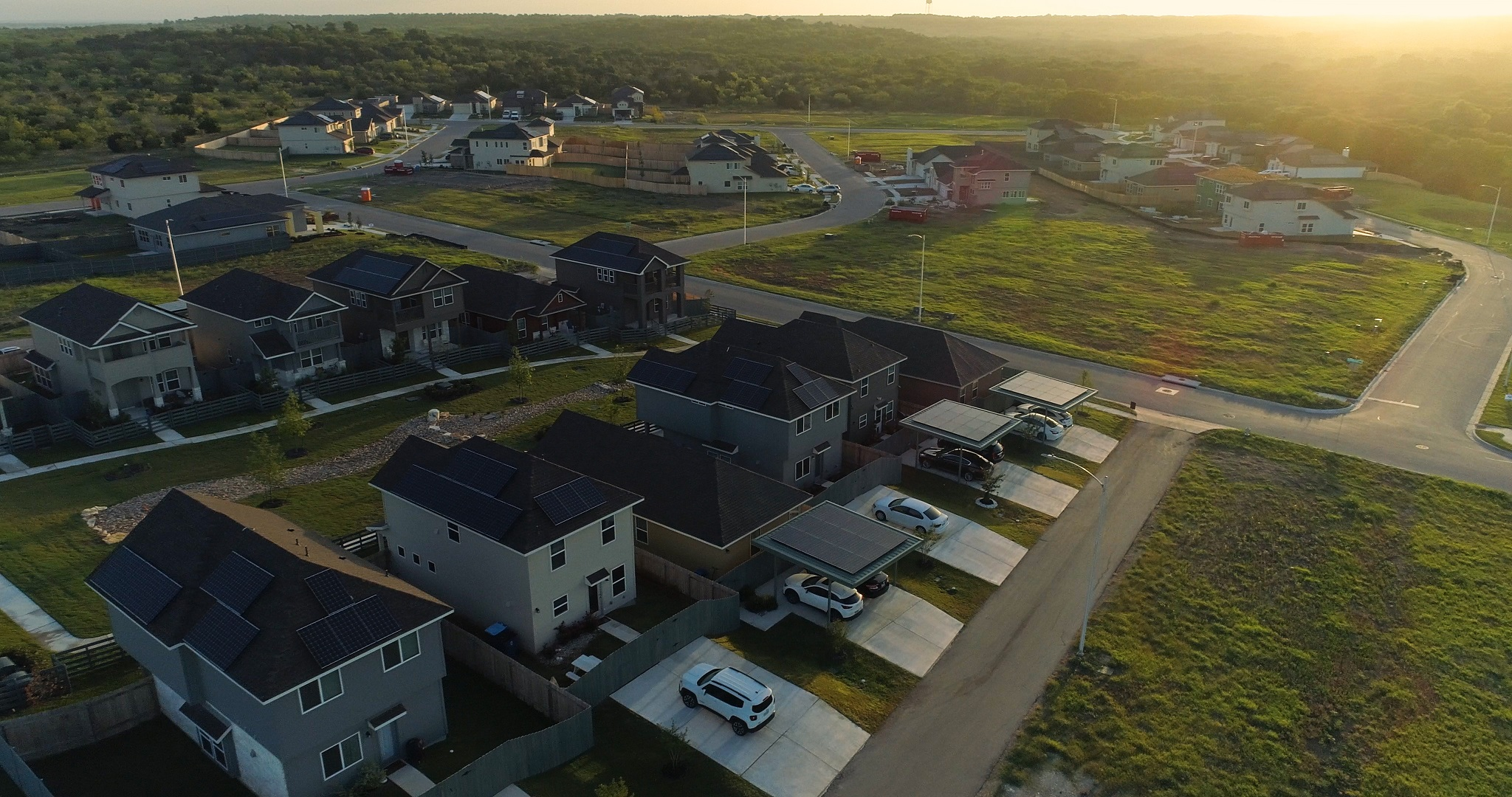 New Homes in Whisper Valley