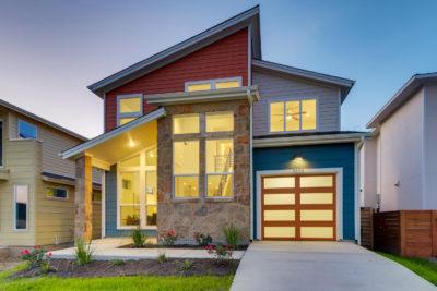 energy-efficient austin home