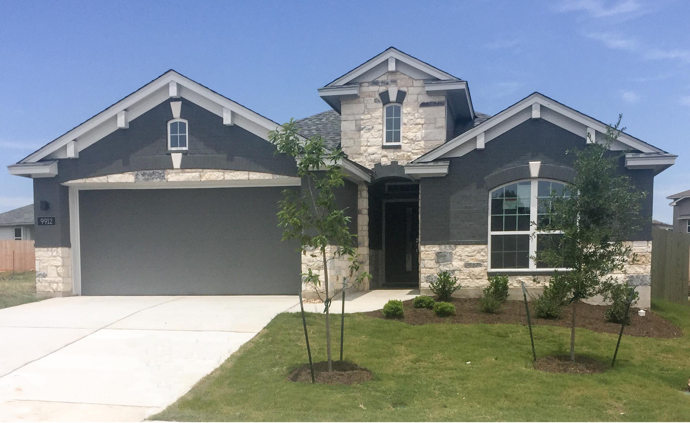 9912 Dalliance Lane New Austin Home