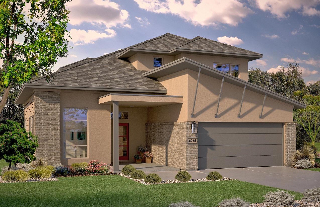Avi Homes Hudson Plan New Homes