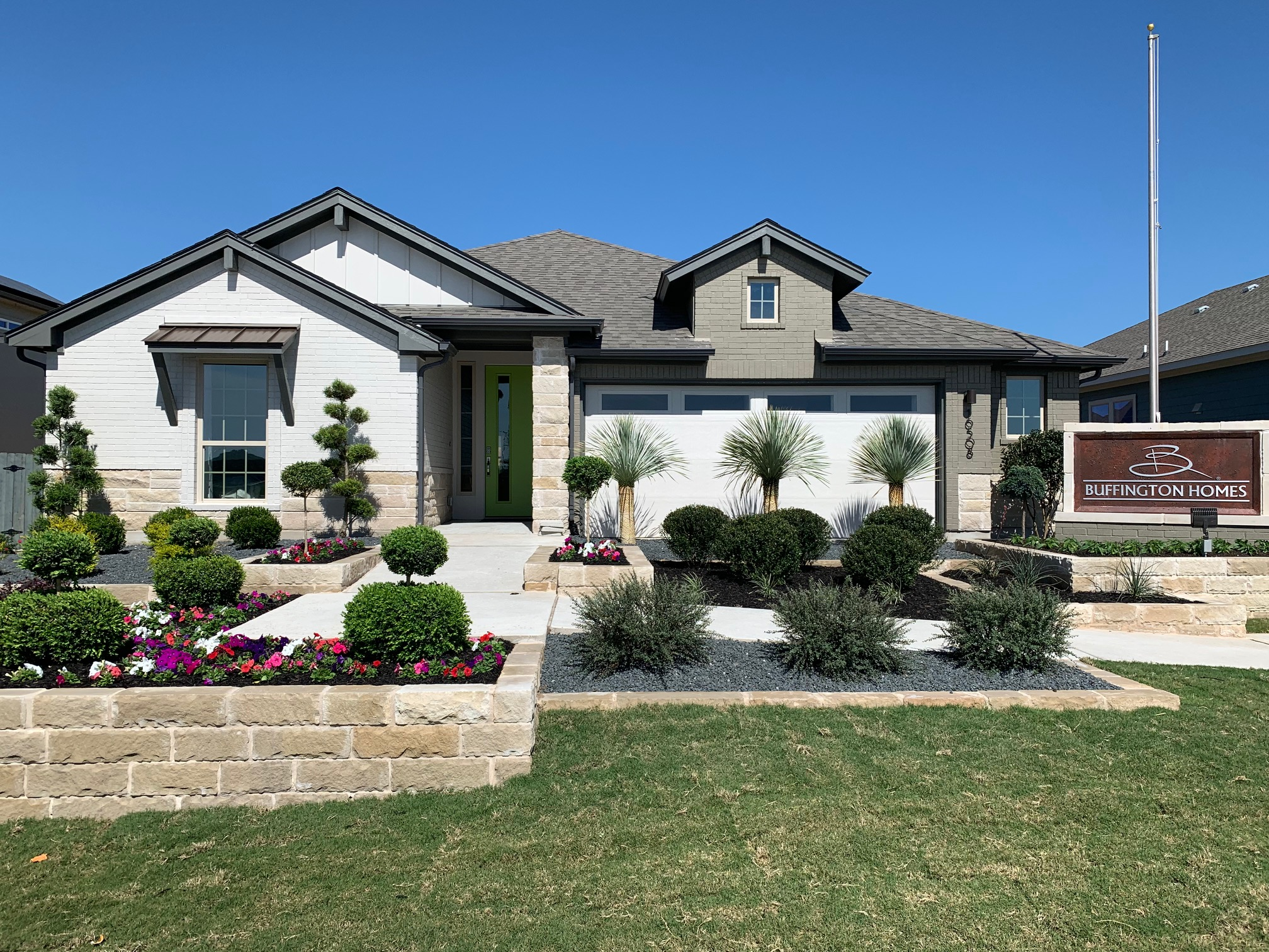 Buffington Homes in Whisper Valley