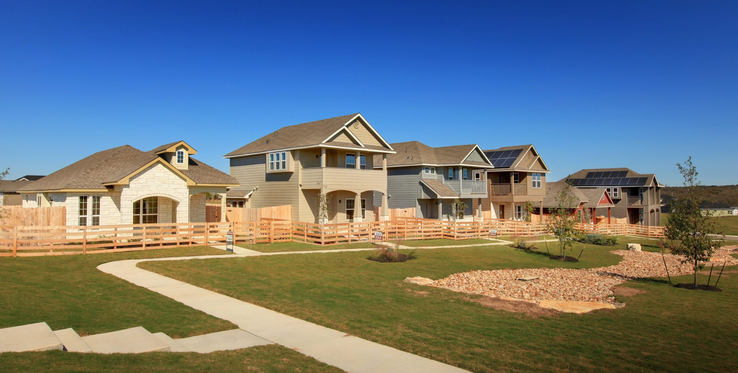 Whisper Valley New Homes