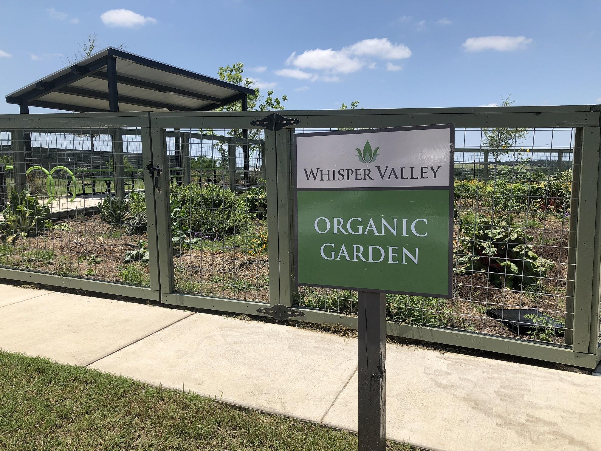 Whisper Valley Organic Garden