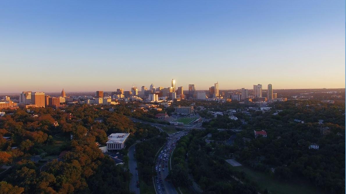 Austin Best Green City