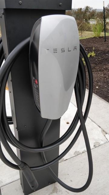 Tesla Destination Charging Station Whisper Valley