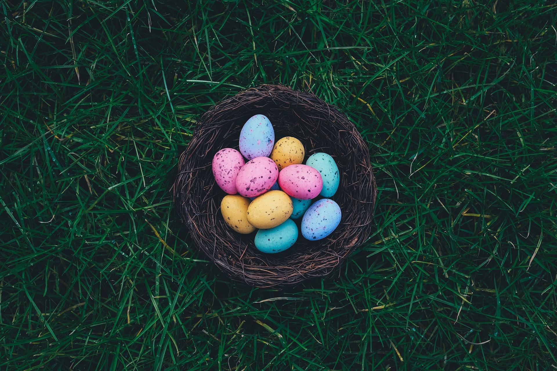 Easter in Austin Easter Eggs