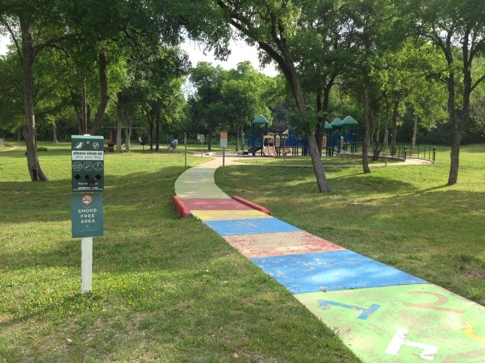 East Austin Parks Givens Recreation Center and District Park