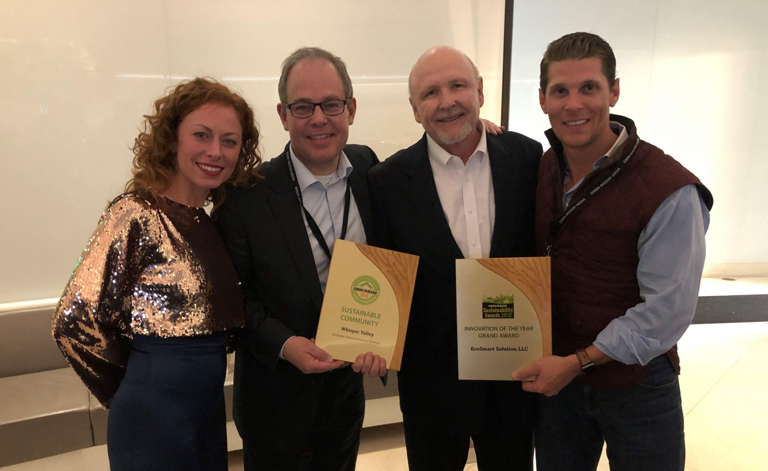 Green Builder Sustainability Awards