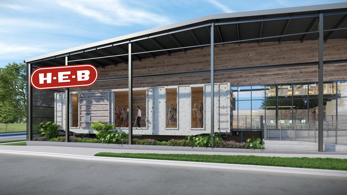 new h-e-b headquarters