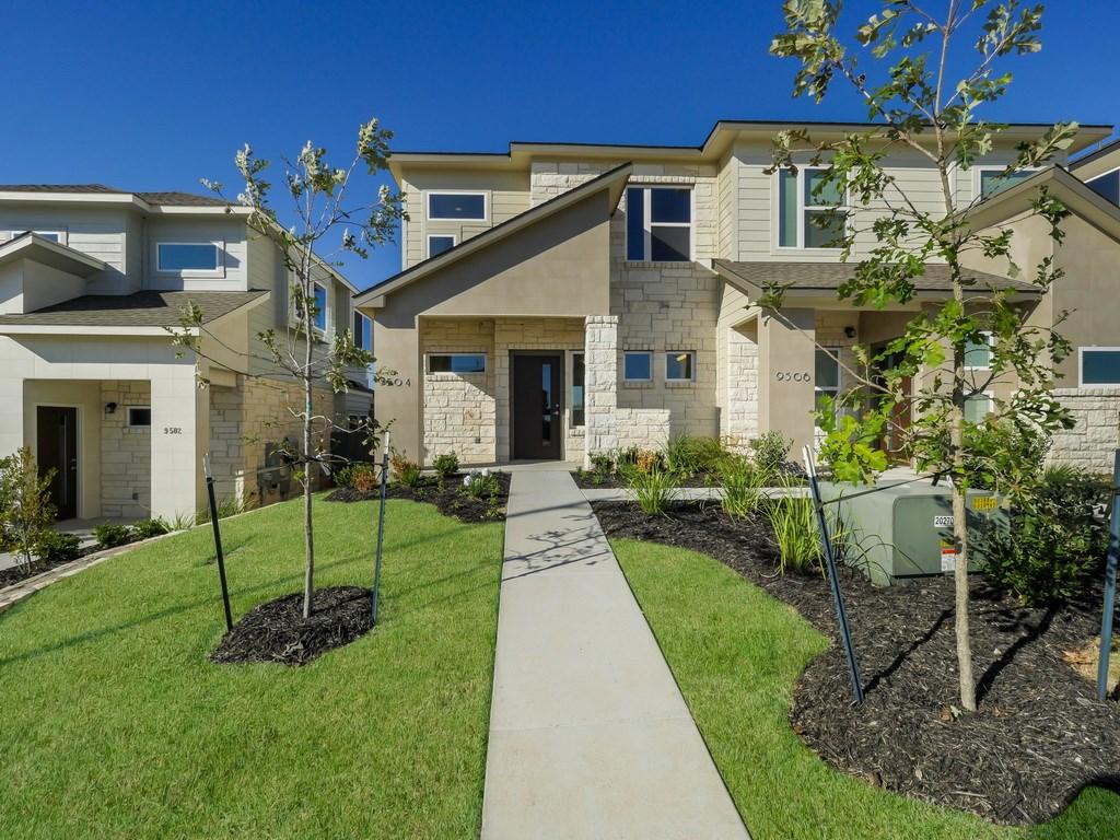 New Austin Home
