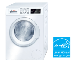BOSCH washer Energy-Efficient Home Appliances